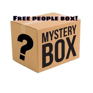 Free people mystery box